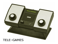 Home Pong - Sears Tele Games - 1975
