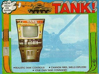 Tank - Kee Games - 1974