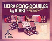 Ultra Pong Doubles - 1977